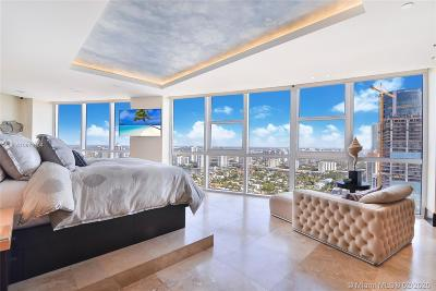Sunny Isles Beach Condo For Sale: 18201 Collins Ave #5101