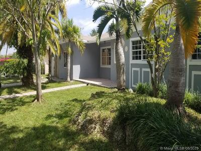 Miami Single Family Home For Sale: 20761 SW 117th Ave