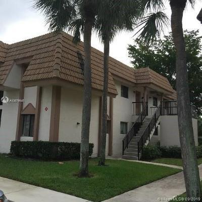 Condo For Sale: 12210 Royal Palm Blvd #E-6