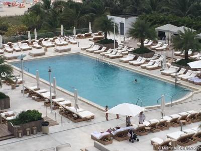 Miami Beach Condo For Sale: 2301 Collins Ave #432