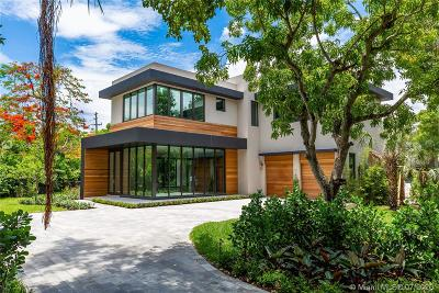Miami FL Single Family Home For Sale: $3,299,900
