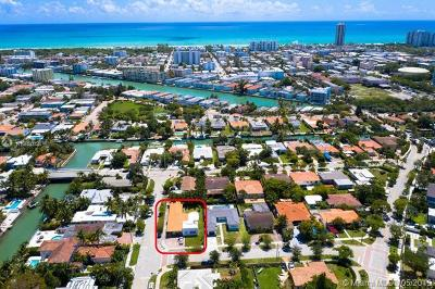 Miami Beach Residential Lots & Land For Sale
