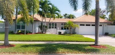 Fort Lauderdale FL Single Family Home For Sale: $527,000