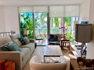Miami Beach Condo For Sale: 6620 Indian Creek Dr #105
