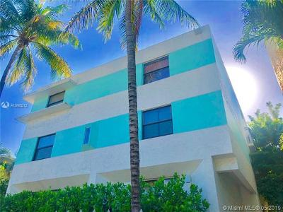 Miami Beach Rental For Rent: 753 Michigan Ave #3D