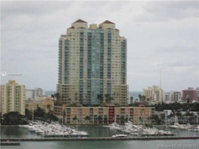Miami Beach Condo For Sale: 90 Alton Rd #2503