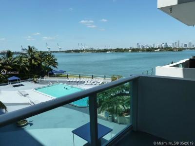 Miami Beach Condo For Sale: 1200 West Ave #430