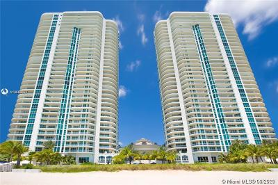 Sunny Isles Beach Rental For Rent: 16047 Collins Ave #1402