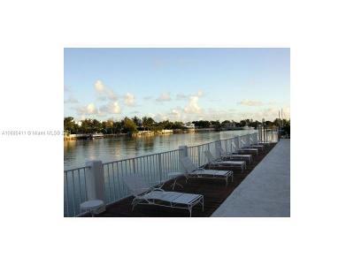 Bay Harbor Islands Rental For Rent: 9381 E Bay Harbor Dr #s 202