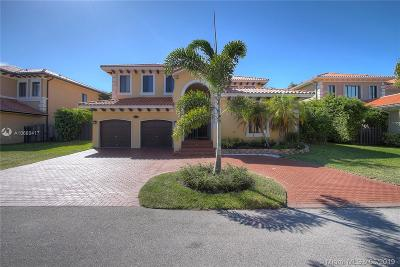 Cutler Bay Single Family Home For Sale: 7545 SW 188th Ln