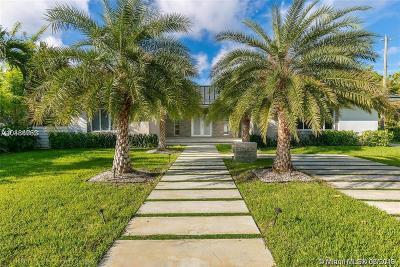 North Miami Single Family Home For Sale: 1900 NE 119th Rd