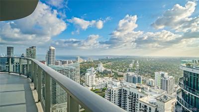 Miami-Dade County Condo For Sale: 45 SW 9th Street #PH4806