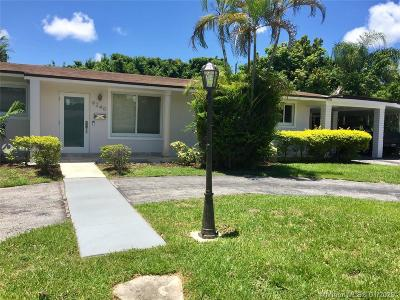 Palmetto Bay Single Family Home For Sale: 9240 SW 166th Ter