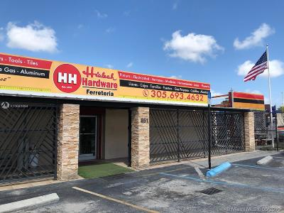 Hialeah Commercial For Sale: 851 E 25th St