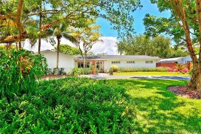 Pinecrest Single Family Home For Sale: 6989 SW 125 St