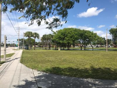 North Miami Beach Residential Lots & Land For Sale: 169 15 Ave