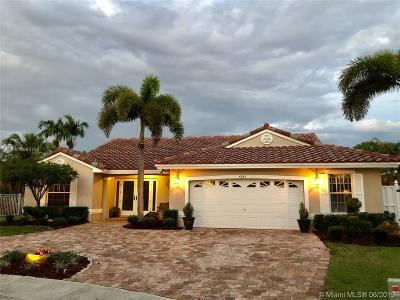 Miramar Single Family Home For Sale: 4241 SW 149 Ter