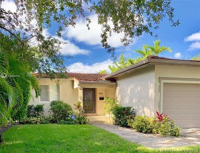 Coral Gables Single Family Home For Sale: 1406 Sorolla Ave