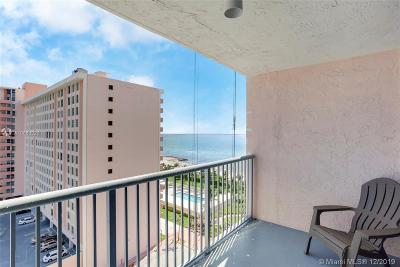 Mirasol Ocean, Mirasol Ocean Tower, Mirasol Ocean Towers, Mirasol Ocean Towers Cond Condo For Sale: 2655 Collins Ave #1405
