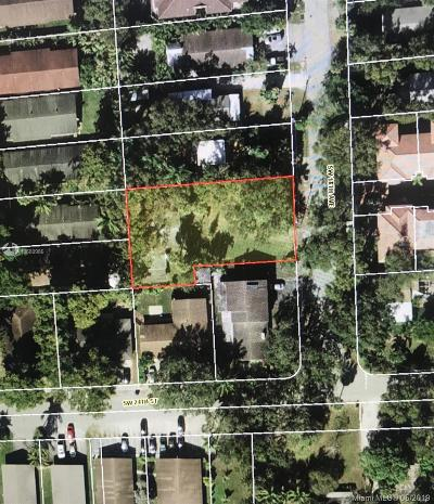 Broward County Residential Lots & Land For Sale: 2397 SW 18 Ave