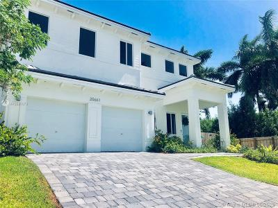 Cutler Bay Single Family Home For Sale: 20581 SW 79th Ct