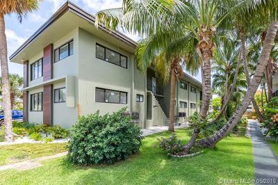 Bay Harbor Islands Rental For Rent: 1050 95th St #1
