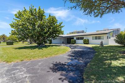 Miami Shores Single Family Home For Sale