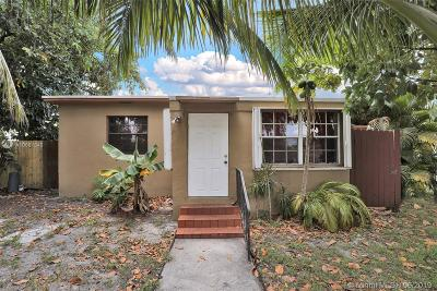 North Miami Beach Single Family Home For Sale: 1172 NE 161st Ter