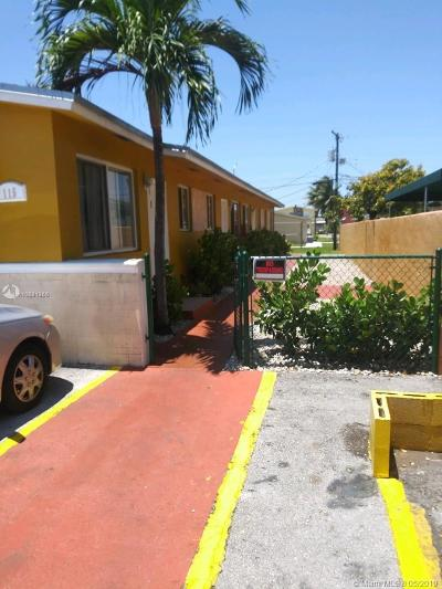 Hialeah Multi Family Home For Sale: 115 W 27th St