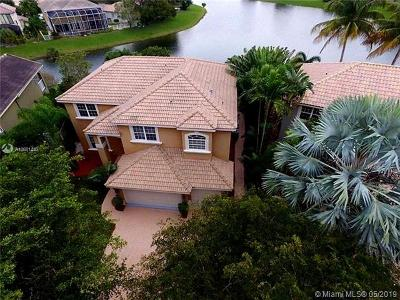 Boca Raton Single Family Home For Sale: 22147 Braddock Pl
