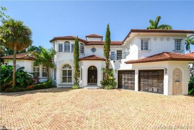 Fort Lauderdale Single Family Home For Sale: 2420 Sea Island Dr