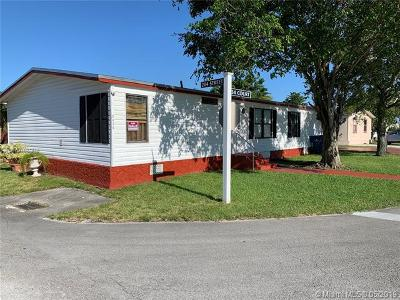 Miami Gardens Single Family Home For Sale: 5426 NW 204th St