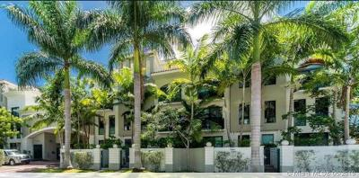 Bay Harbor Islands Condo For Sale: 1164 98th St #1164