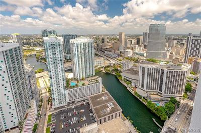 Miami Condo For Sale: 485 Brickell Ave #4706