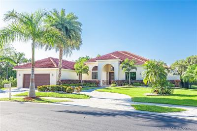 Weston Single Family Home For Sale: 685 Palm Blvd