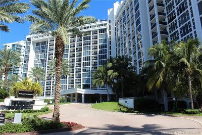 Harbour House, Harbour House Condo Rental For Rent: 10275 Collins Ave #506