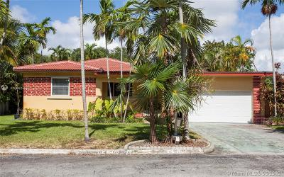 Miami Shores Single Family Home For Sale: 10642 NE 10th Ct