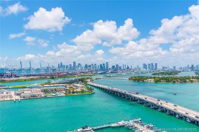Miami Beach Condo For Sale: 400 Alton Rd #2501