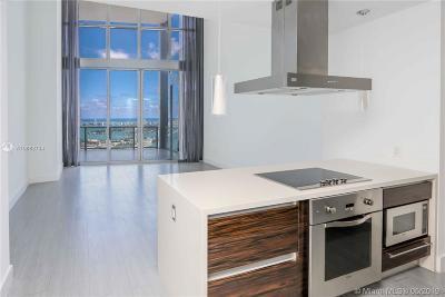 Marquis Condo, Marquis Condominium, Marquis Residences Rental For Rent: 1100 Biscayne Blvd #5105