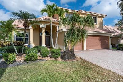 Boca Raton Single Family Home For Sale: 19628 Biscayne Bay Dr