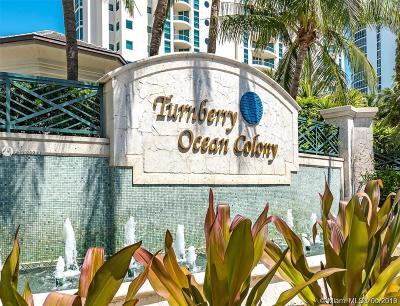 Sunny Isles Beach Condo For Sale: 16047 Collins Ave #PH3602