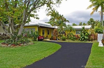Single Family Home For Sale: 1021 NE 83rd St