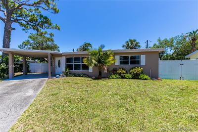 Pompano Beach Single Family Home For Sale: 424 SW 13th St