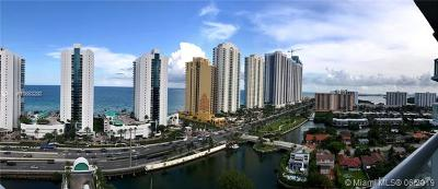 Sunny Isles Beach Rental For Rent: 16400 Collins Ave #1942