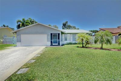 Deerfield Beach Single Family Home For Sale: 1332 SW 28th Ave