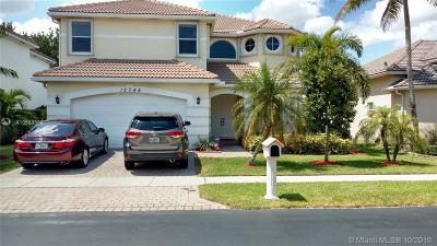 Coral Springs Single Family Home For Sale: 12346 NW 25th St
