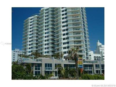 Mosaic, Mosaic On Beach, Mosaic On Miami Beach, Mosaic On Miami Beach Con Condo For Sale: 3801 Collins Ave #704