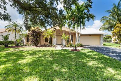 Plantation Single Family Home For Sale: 5180 SW 20th St