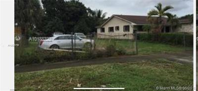 Broward County Residential Lots & Land For Sale: 5111 SW 21 St