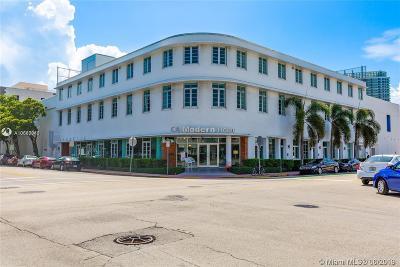 Miami Beach Condo For Sale: 1560 Lenox Ave #201